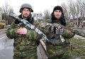 Ополченцы ДНР в Донецке. Архивное фото