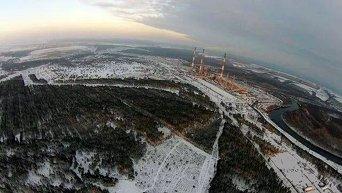 Луганская ТЭС в городе Счастье. Архивное фото
