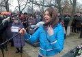 Митинг против мобилизации