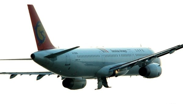 Самолет TransAsia Airways