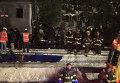 Столкновение поезда с автомобилем в пригороде Нью-Йорка
