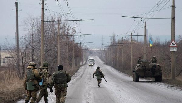Ситуация в Артемовске