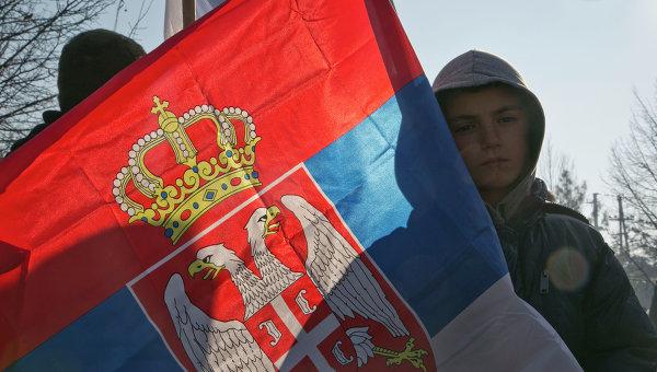 Большинство граждан Сербии высказались против вступления страны вНАТО— опрос