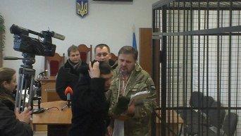 На суде по делу Руслана Коцабы