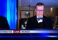Президент Эстонии обиделся на ведущего Sky News