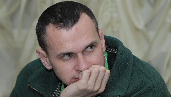 Режиссер Олег Сенцов. Архивное фото