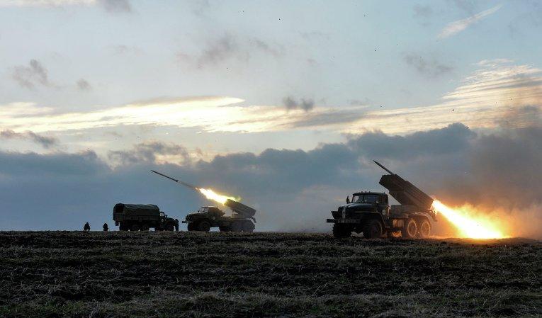 Техника украинских военнослужащих