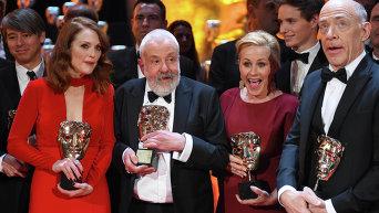 Церемония награждения премии BAFTA