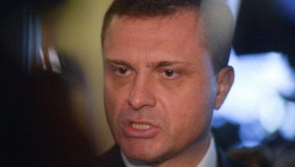 Сергей Левочкин в Раде