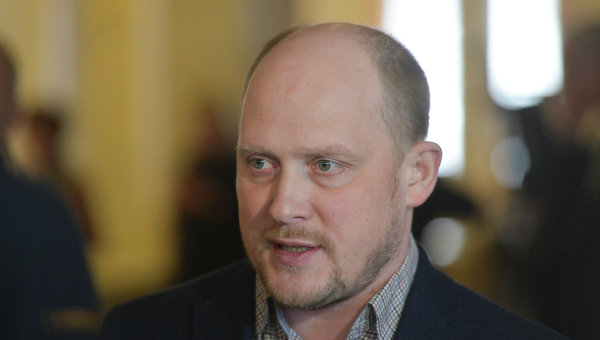 Сергей Каплин в Раде