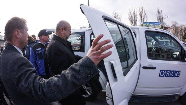 В Днепропетровск прибыл генеральный секретарь ОБСЕ Ламберто Заньер