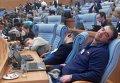 Спящие СМИ на переговорах в Минске