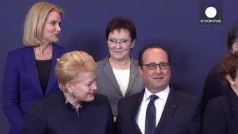 Саммит ЕС: осторожный оптимизм по поводу Украины