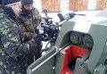 Артиллеристы НГУ совершенствуют свое мастерство