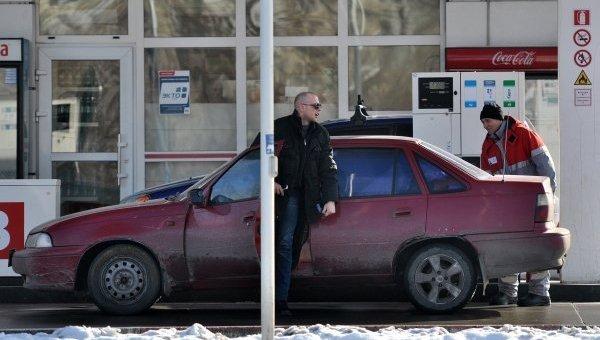 Украинские АЗС резко подняли цены набензин идизтопливо