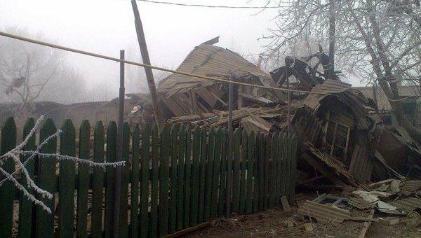 Ситуация в Попасной Луганской области