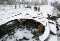 Разрушенная техника ВСУ в Углегорске