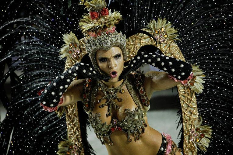 Карнавал в бразилии ню