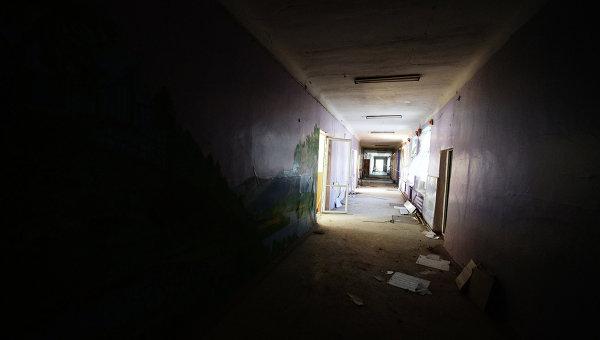 Одна из школ на Донбассе. Архивное фото