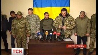 Объединенный штаб добровольческих батальонов. Видео