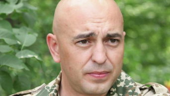 Волонтер Ярослав Жилкин. Архивное фото