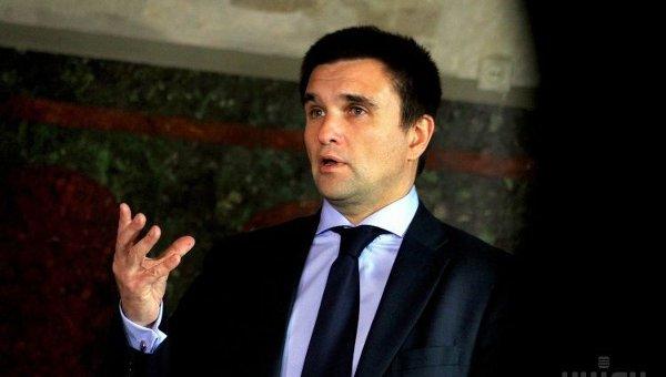 Руководитель МИД Украины опроверг невключение США в«нормандскую четверку»