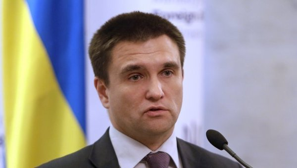 Климкин призвал США иНАТО обеспечить Киев смертельным оружием, нужным для обороны