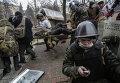 Киев. 20 февраля 2014 года. Архивное фото
