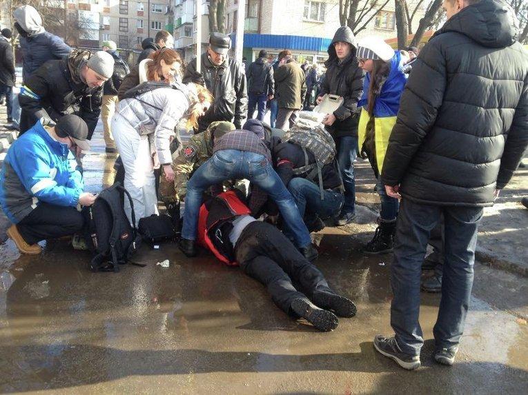 Картинки по запросу Трое подозреваемых в организации теракта в Харькове арестованы