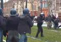 Акция протеста экологов в Тулузе