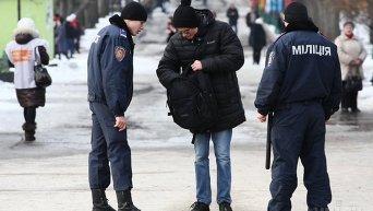 В Харькове почтили память погибших во время теракта
