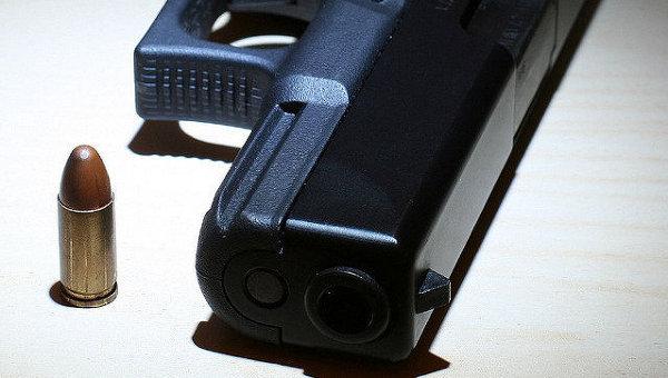 Пистолет. Архивное фото