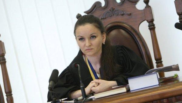 Высший административный суд Украины отказал судьи Царевич ввосстановлении надолжности