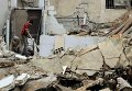Ситуация в Сирии, город Дума. Архивное фото