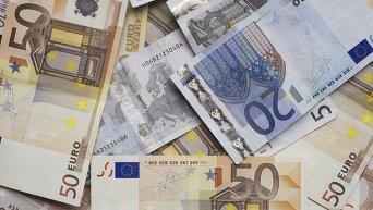 Евро, купюры, банкноты