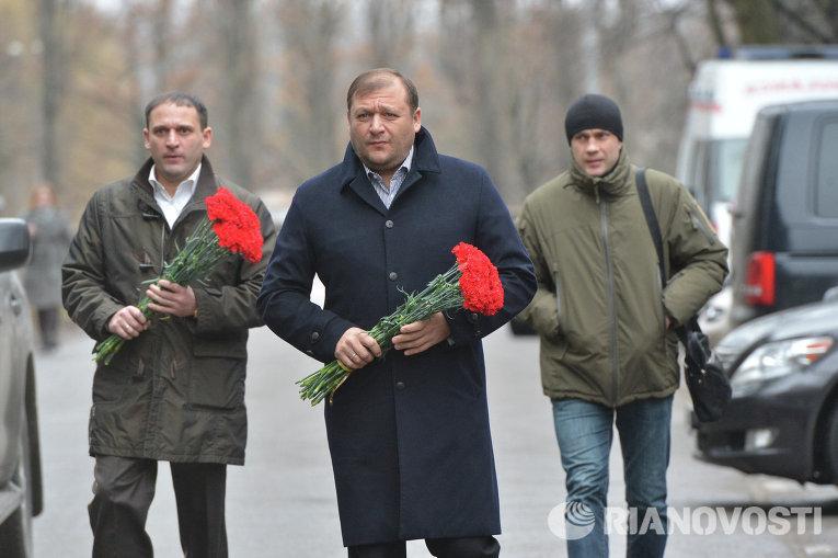 В Киеве простились с Михаилом Чечетовым