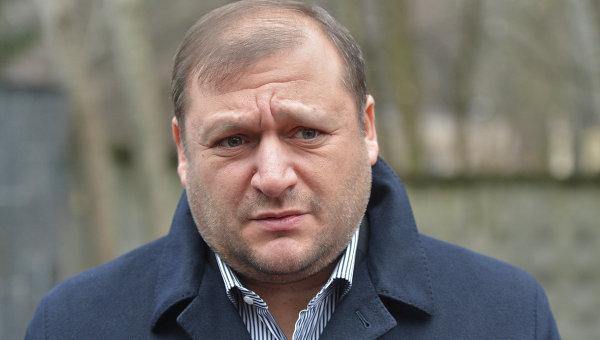 Михаил Добкин вышел из Оппоблока