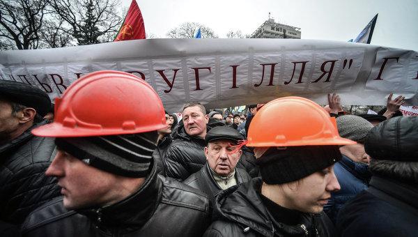 На Украине продолжается рост протестных акций