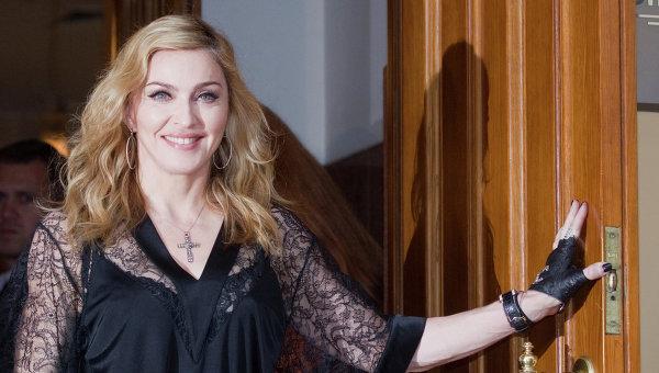 Певица и актриса Мадонна. Архивное фото
