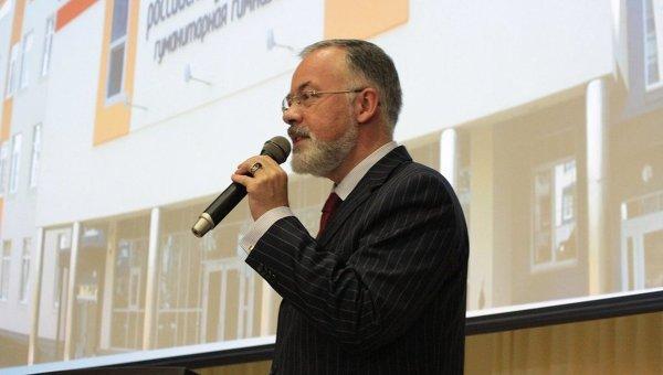 Дмитрий Табачник - торжественное открытие российско-украинской гимназии в Киеве