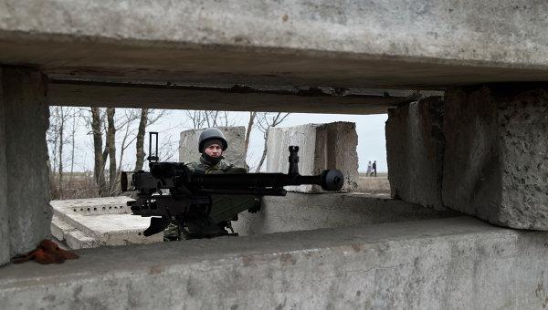Закон ореинтеграции Донбасса размещен в«Голосі України»