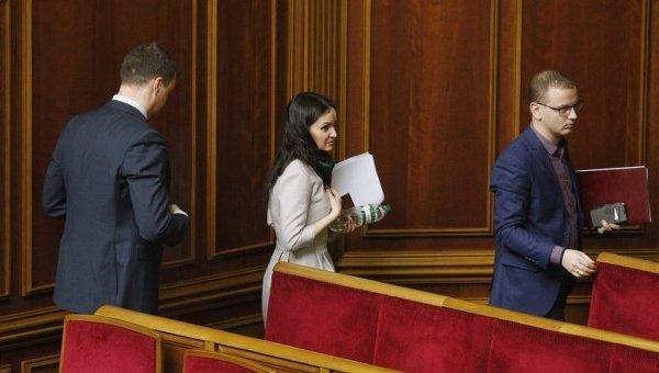 Судьи Печерского районного суда Оксана Царевич,  Виктор Кицюк и Сергей Вовк