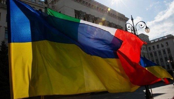МИД: Италия выделила €1 млн наоказание гумпомощи Украине