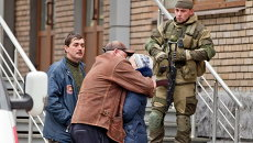 Взрыв на донецкой шахте имени Засядько