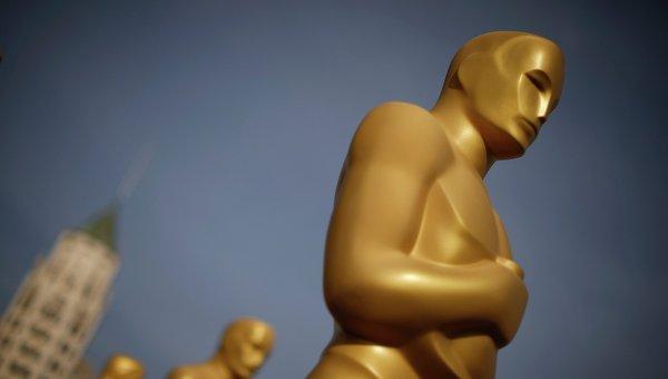 Статуя Оскара. Архивное фото