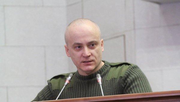 Народный депутат Андрей Денисенко