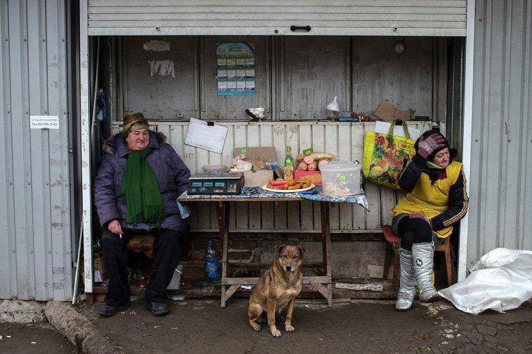 Перемирие в Донецке