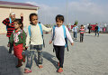 Лагерь сирийских беженцев в Турции. Архивное фото