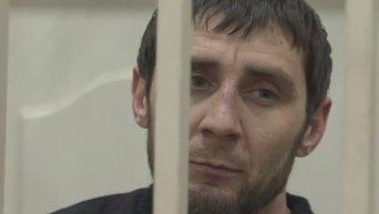 Пятеро обвиняемых в убийстве Немцова заключены под стражу. Видео