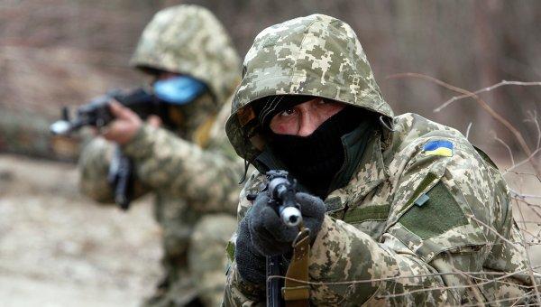 Учения мобилизованных десантников. Архивное фото
